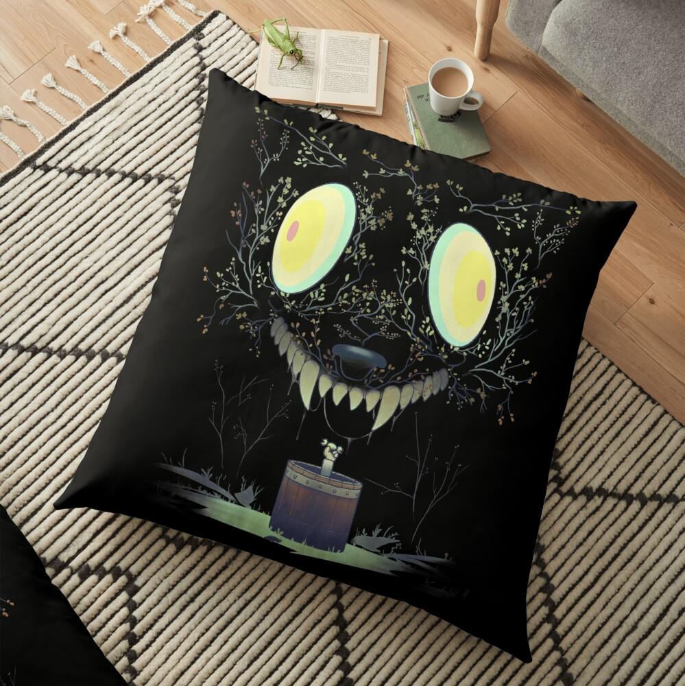 Candy Eyes Floor Pillow