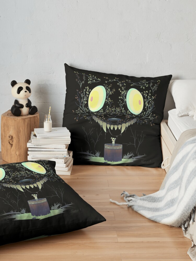 Alternate view of Candy Eyes Floor Pillow