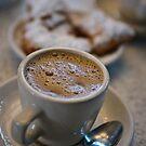 Coffee & Beignets - Cafe Du Monde - New Orleans, Louisiana by jscherr