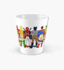 Superhero Butts Tall Mug