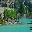Upper Joffre Lake by Michael Garson
