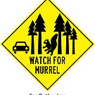 Watch Out For The Murrel! by SaveTheMurrel