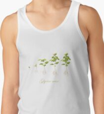 Soybean (Glycine max) plant development Tank Top