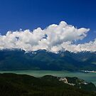 View of Howe Sound by Michael Garson