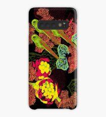 Zebrafish Fluorescent Staining Case/Skin for Samsung Galaxy