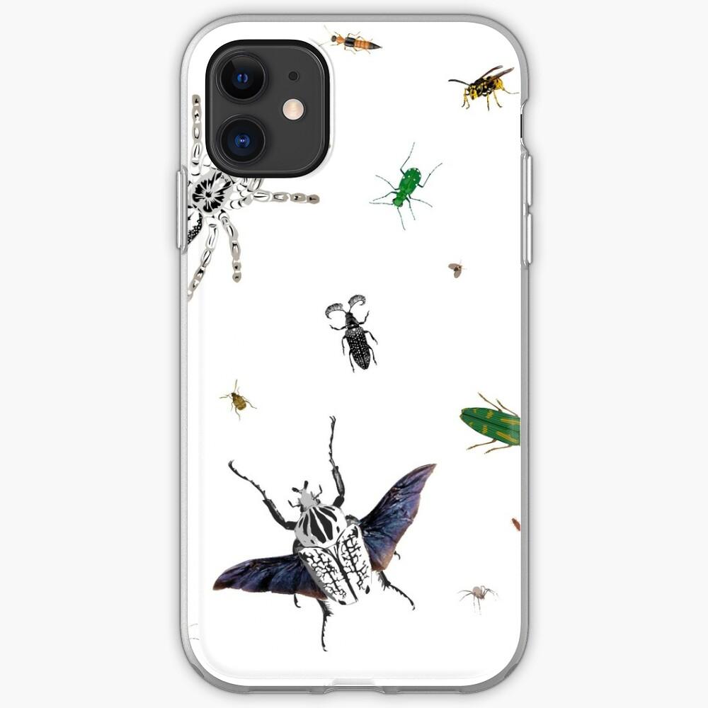 Entomologist's Dream iPhone Case & Cover