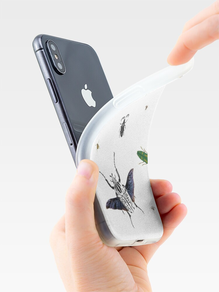 Alternate view of Entomologist's Dream iPhone Case & Cover