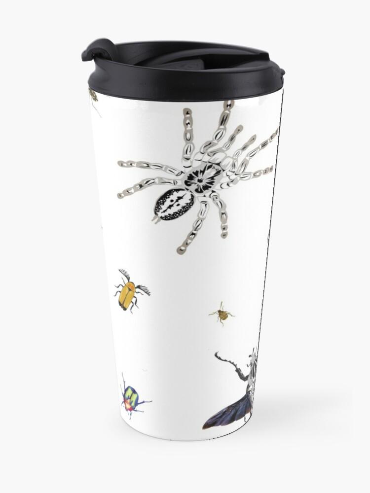 Alternate view of Entomologist's Dream Travel Mug