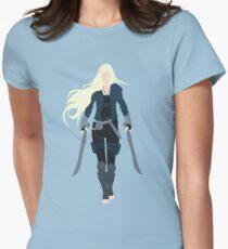 Celaena Sardothien - Minamalist - Throne of Glass Women's Fitted T-Shirt