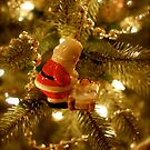 Christmas ornament by ruthbacker