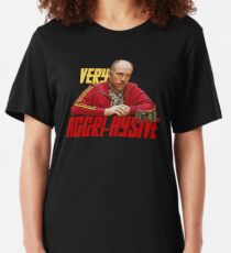 Teddy KGB Slim Fit T-Shirt