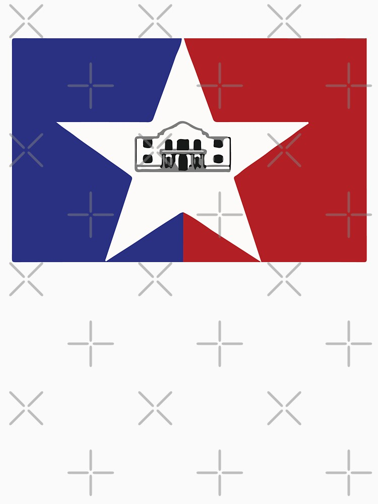 San Antonio Flag by willpate