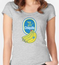 CHIQUITA 2 Women's Fitted Scoop T-Shirt