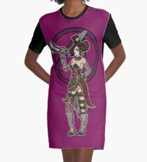 Mad Moxxi Borderlands 3 Graphic T-Shirt Dress