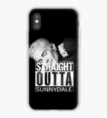 Spike- Straight Outta Sunnydale iPhone Case