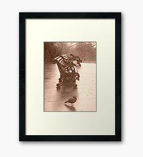 Greenwich Park Framed Print