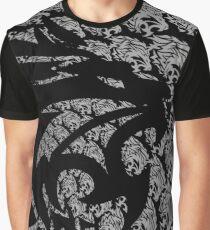 Stoic Lion - Stoic Symbol of Strength - Fight Chaos Graphic T-Shirt