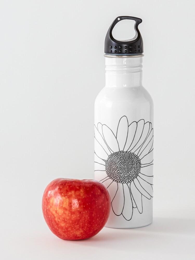 Alternate view of Daisy Boarder Water Bottle