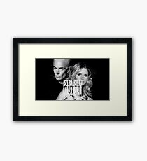 Straight Outta Spuffydale! Framed Print