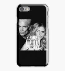 Straight Outta Spuffydale! iPhone Case/Skin
