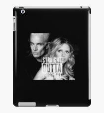 Straight Outta Spuffydale! iPad Case/Skin