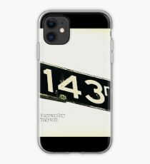 North 143rd Street, Shoreline, WA by MWP iPhone Case