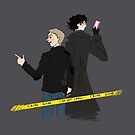 Crime scene by katyuna