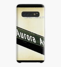 Aurora Avenue North, Shoreline, WA by MWP Case/Skin for Samsung Galaxy
