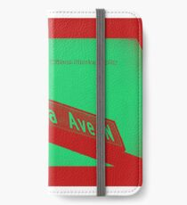 Aurora Avenue North Cherry Watermelon by MWP iPhone Wallet/Case/Skin