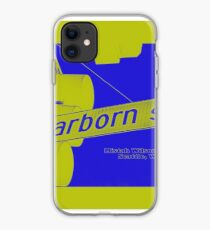 800 South Dearborn Street GoldBleu, Seattle, WA by MWP iPhone Case