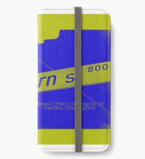 800 South Dearborn Street GoldBleu, Seattle, WA by MWP iPhone Wallet/Case/Skin