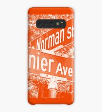 1100 Norman Street & Rainier Avenue South, Orange Creme, Seattle, WA by MWP Case/Skin for Samsung Galaxy