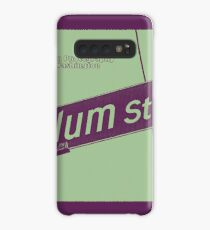 1900 South Plum Street PLUM White Grape, Seattle, WA by MWP Case/Skin for Samsung Galaxy