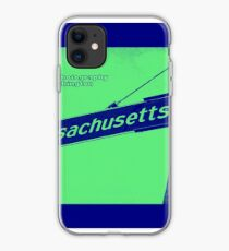 1700 South Massachusetts Street, Illuminated Indigo, Seattle, WA by MWP iPhone Case