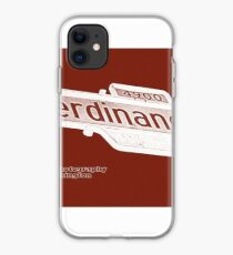 4900 South Ferdinand Street, Red Chocolate, Seattle, WA by MWP iPhone Case