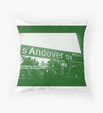 4000 South Andover Street, GREEN LARK, Seattle, WA by MWP Throw Pillow