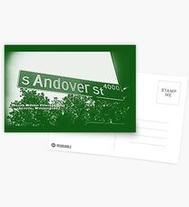 4000 South Andover Street, GREEN LARK, Seattle, WA by MWP Postcards