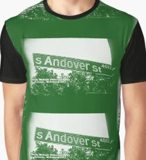 4000 South Andover Street, GREEN LARK, Seattle, WA by MWP Graphic T-Shirt