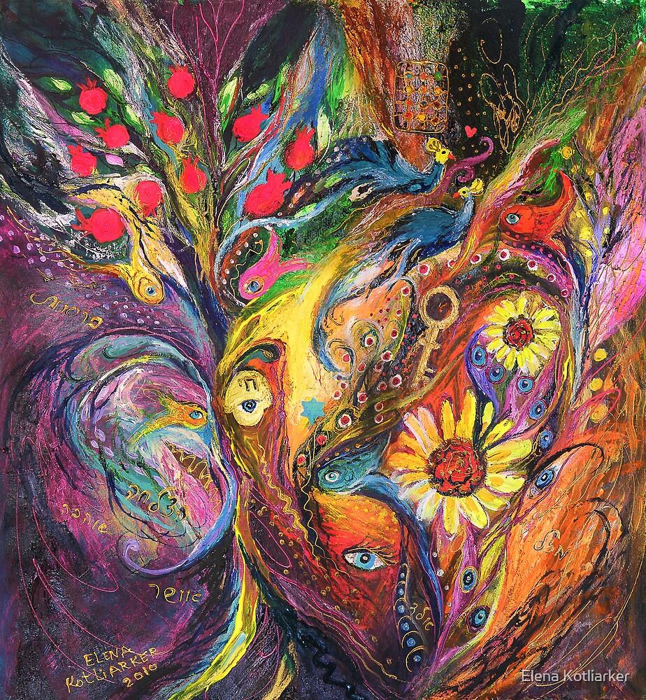 The Rhapsody of Love by Elena Kotliarker