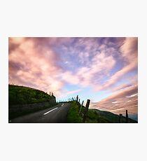 Road to Heaven - Ireland Photographic Print