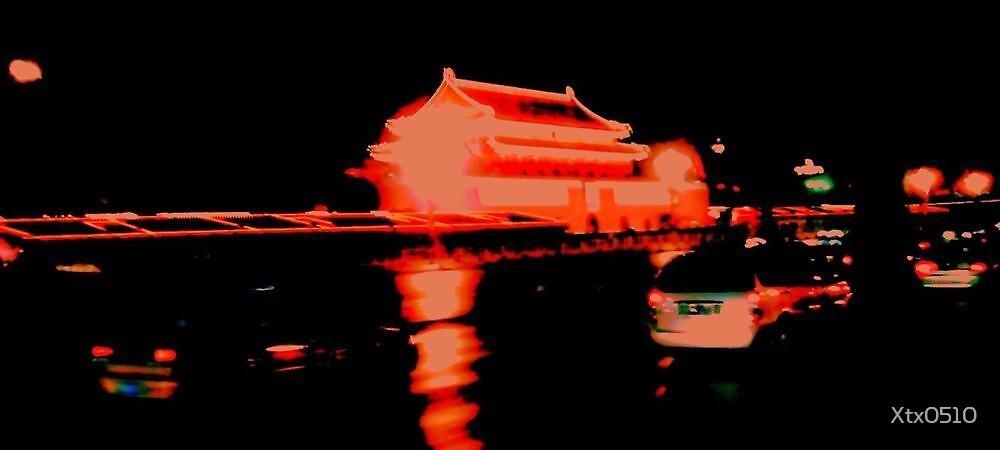 Tiananmen Square by Xtx0510