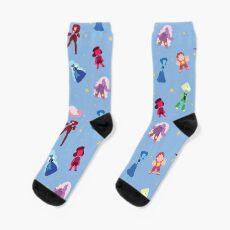 Steven Universe Characters Socks