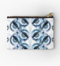 The wise Owl sees the Fox and the Bait Zipper Pouch