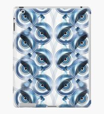 The wise Owl sees the Fox and the Bait iPad Case/Skin