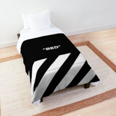Off White Bed Comforter