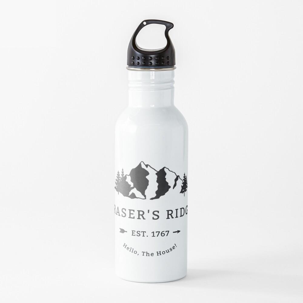 Outlander | Fraser's Ridge | Jamie Fraser Water Bottle