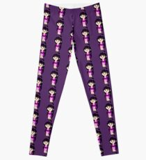 Purple Spirit Medium Leggings