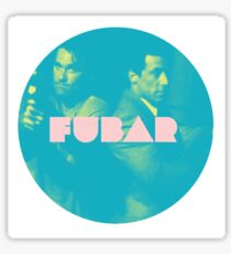 Tango and Cash - Fubar Sticker