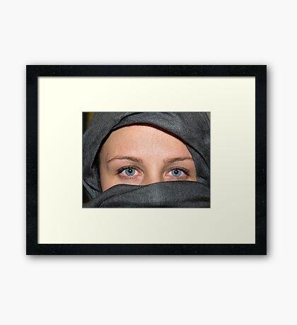 Vanina Framed Print