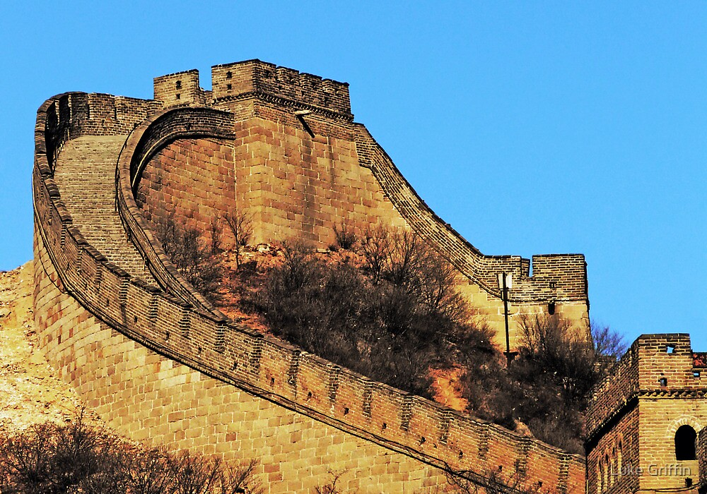 The Great Wall by Luke Griffin